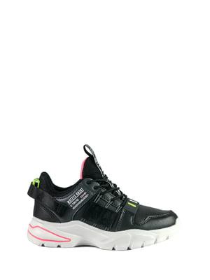 Кросівки чорні   5862158