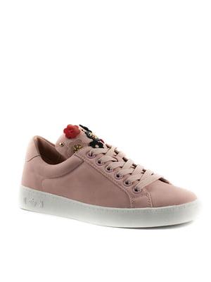 Кеды розовые | 5862295