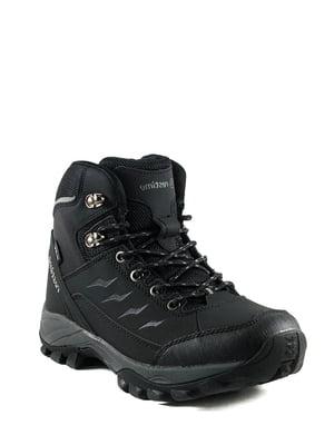 Ботинки черные | 5862313
