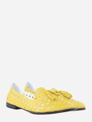 Балетки жовті | 5768117