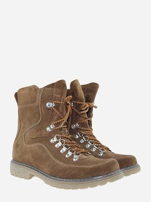 Черевики коричневі | 5773676