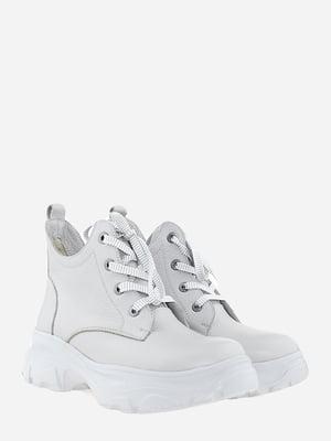 Черевики сірі | 5773678
