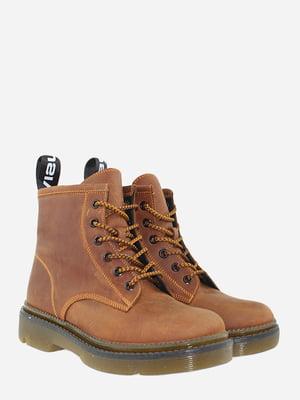 Черевики коричневі | 5773681