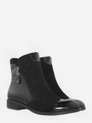 Черевики чорні | 5773682
