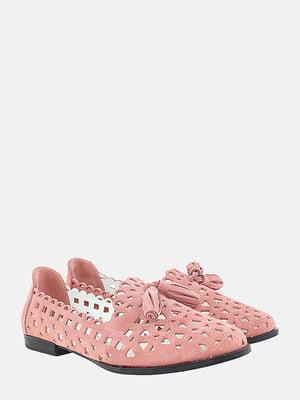 Балетки рожеві | 5787689