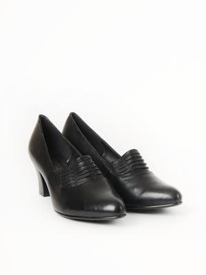 Туфлі чорні | 5788877