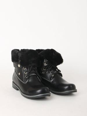Черевики чорні | 5789056