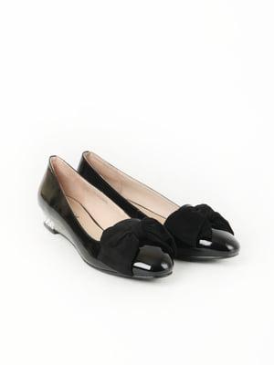 Туфлі чорні   5790004