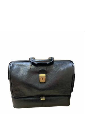 Портфель чорний | 5866104