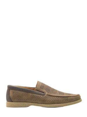 Туфли цвета хаки | 5861531