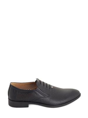 Туфли черные | 5861931