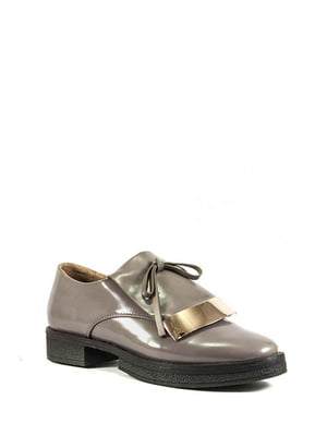 Туфлі кавового кольору | 5861941