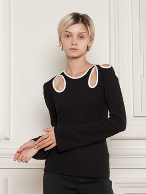 Блуза чорна | 5866540