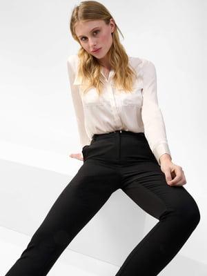 Прямые брюки черные   5866618