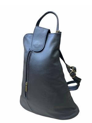 Рюкзак чорний | 5860613