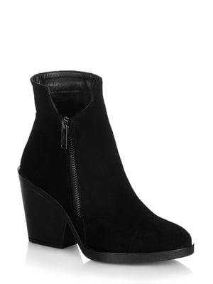 Ботинки черные | 5868975