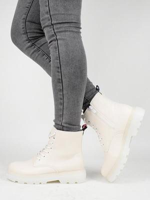Ботинки бежевые | 5869598