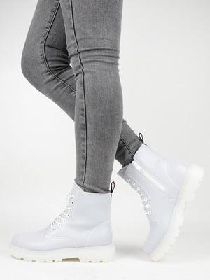 Ботинки серые | 5869599