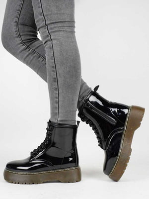 Ботинки черные | 5869601