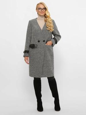 Пальто темно-серое   5869926