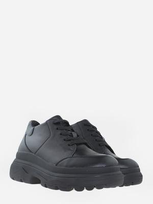 Напівчеревики чорні | 5773701