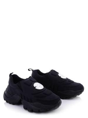 Кроссовки черные | 5793769