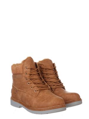 Черевики коричневі | 5795643