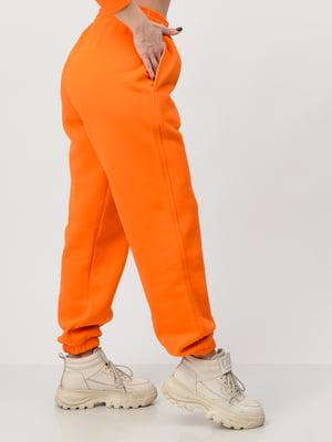 Джоггеры оранжевые   5872719