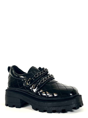 Лоферы черные   5872961