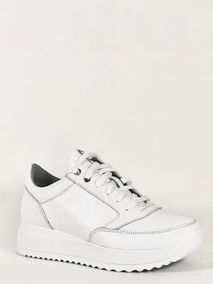 Кроссовки белые | 5872974