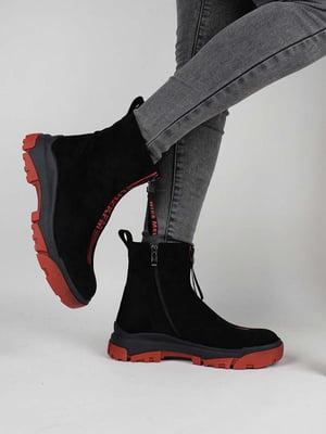 Ботинки черные | 5873749