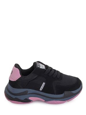 Кроссовки черные | 5873835