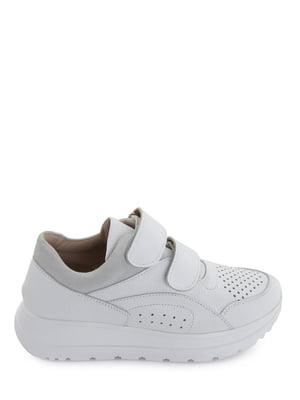 Кроссовки белые | 5873847