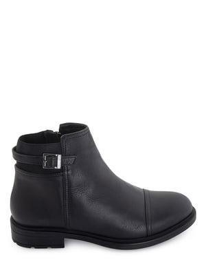 Ботинки черные   5873852