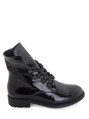 Ботинки черные   5873853