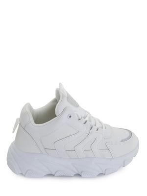 Кроссовки белые | 5873878