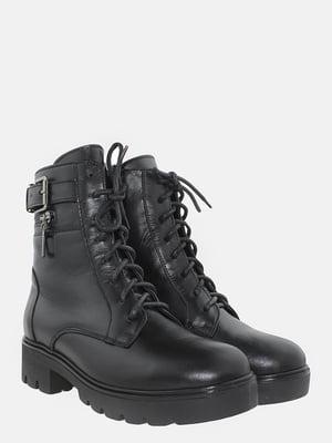 Ботинки черные   5874807