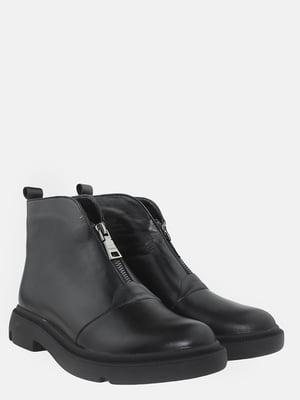 Ботинки черные   5874808