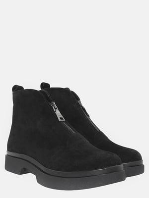 Ботинки черные   5874809