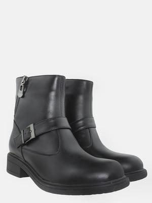 Ботинки черные   5874812