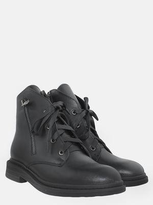 Ботинки черные   5874814
