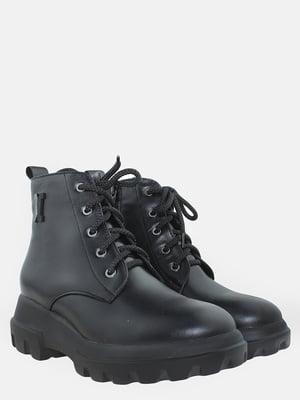 Ботинки черные   5874815