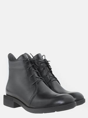 Ботинки черные   5874816