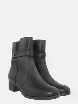 Ботинки черные   5874817