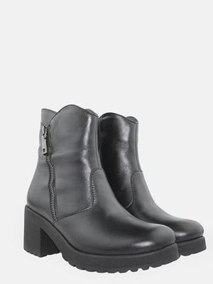 Ботинки черные   5874818