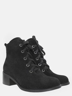 Ботинки черные   5874821