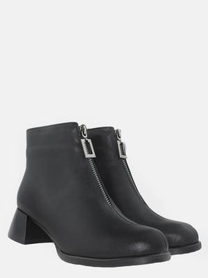 Ботинки черные   5874822