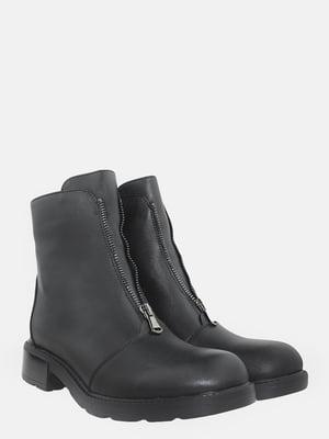 Ботинки черные   5874823