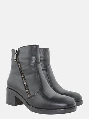 Ботинки черные   5874824
