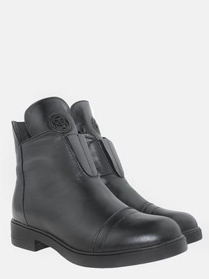 Ботинки черные   5874825